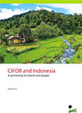 cifor and Indonesia